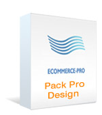 Solutions e-commerce - Pack Pro Design